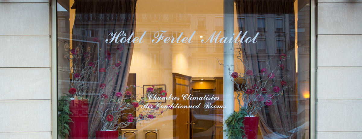 L'hôtel Fertel Maillot